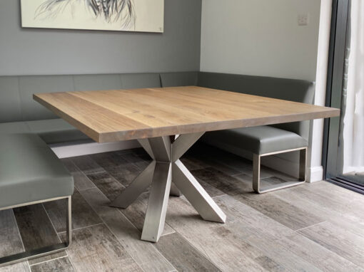 Bespoke Dining Table Project #1028